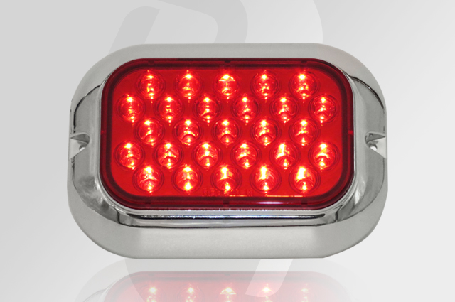 truck_light_luz_led_camion_tractomula_stop_1019S_red