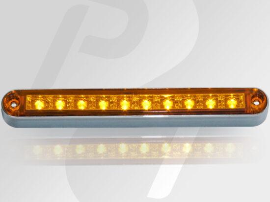 truck_light_luz_led_camion_tractomula_regleta_1028A_regleta_yellow